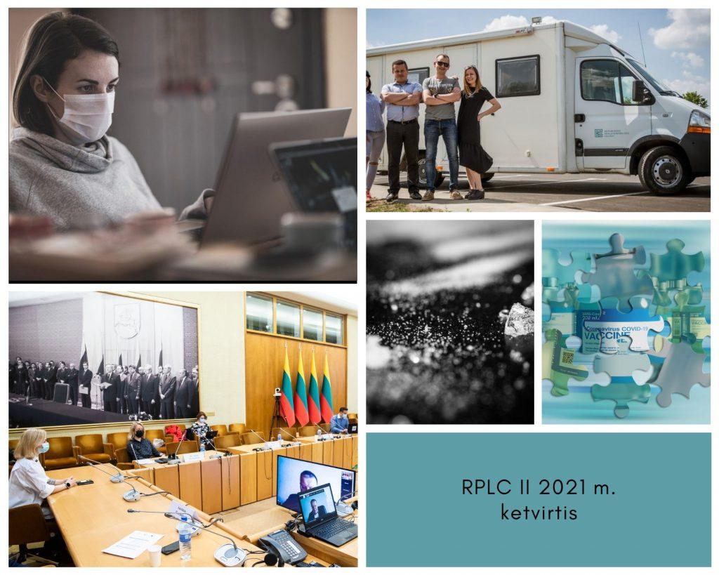 Antrasis metų ketvirtis RPLC – nauji darbai, nauji projektai