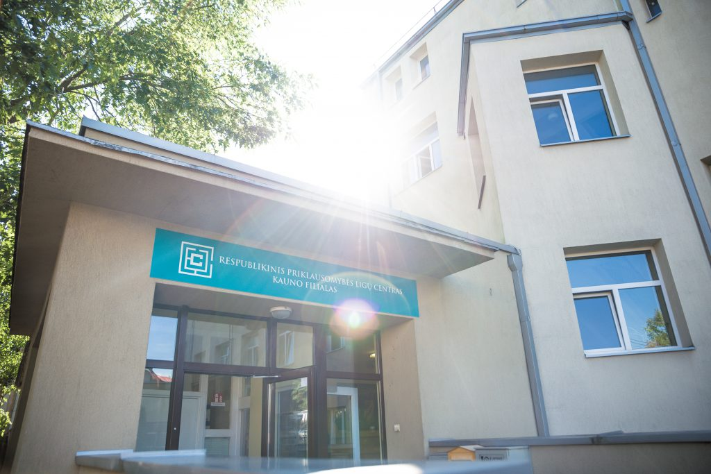 RPLC Kauno filiale įsteigtas Ergoterapijos kabinetas
