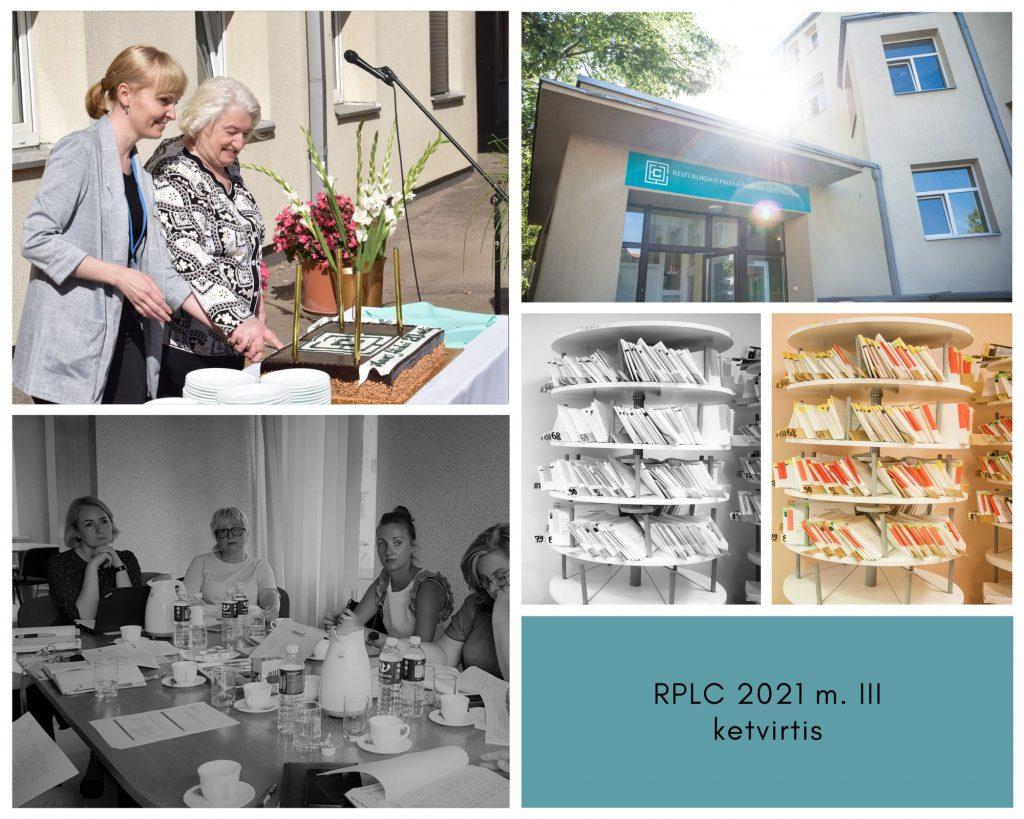 Trečiasis metų ketvirtis RPLC – paslaugų plėtra, naujos ateities perspektyvos